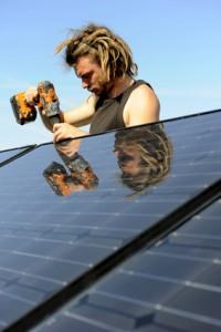 technicien du solaire